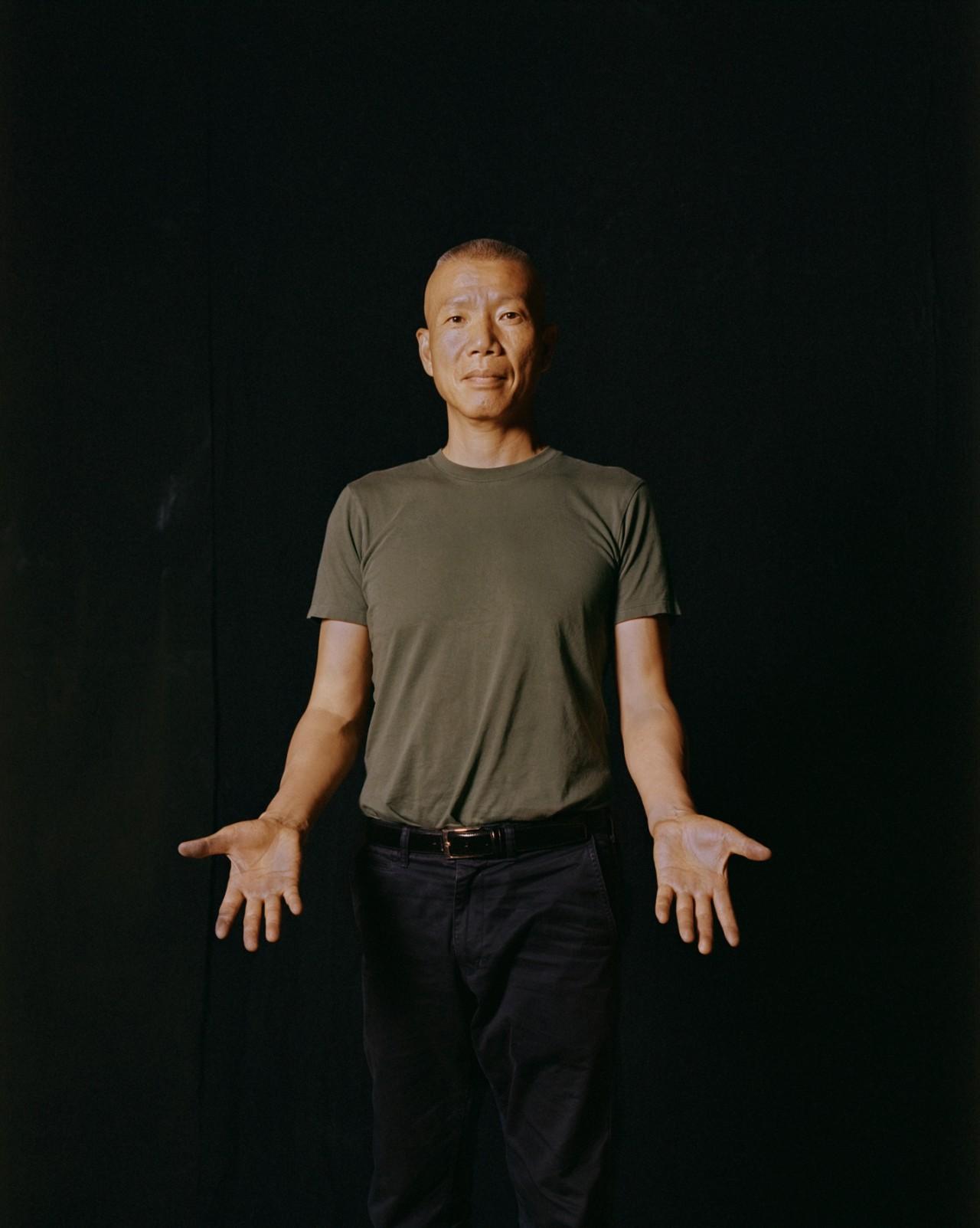 ALEXC Cai Guo-Qiang — VOGUE